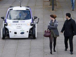 Аддисон Ли говорит, что к 2021 году в Лондоне появятся самостоятельные такси.