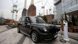 История знаменитого черного такси.